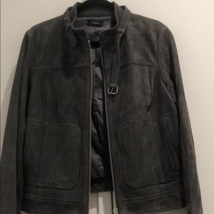 Theory's (NWT) suede BEAUTIFUL suede jacket